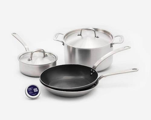 Made-In Cookware Starter Set 6 piece