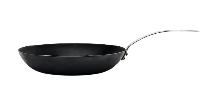 Nickel free cookware - Made In Cookware carbon steel skillet